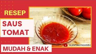 Resep Saus Tomat