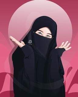 muslimah wallpaper cute cantik