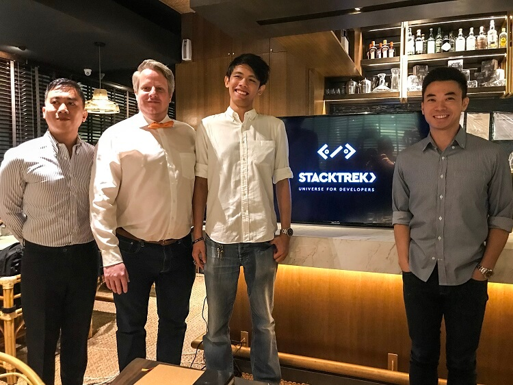StackTrek Intros StackLeague, First Coding eSport Tournament in PH