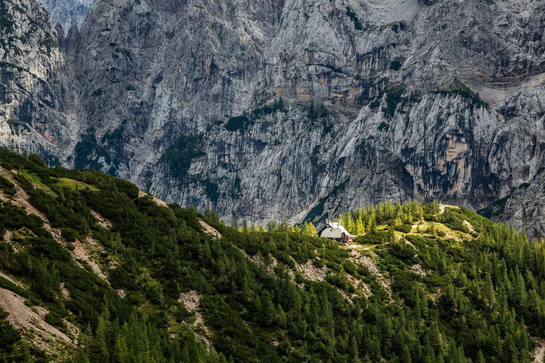Słowenia Alpy Julijskie Prisojnik