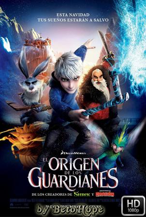 El Origen de Los Guardianes [2012] [Latino-Ingles] HD 1080P  [Google Drive] GloboTV