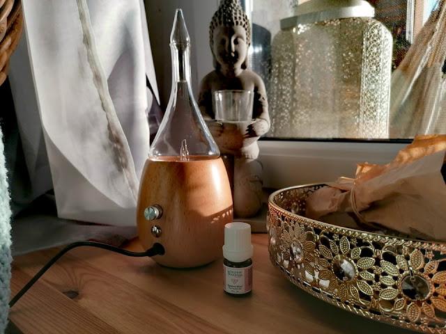 Aromaterapia- pachnąca i zdrowa przyjemność. Dyfuzor  Organic Aromas®