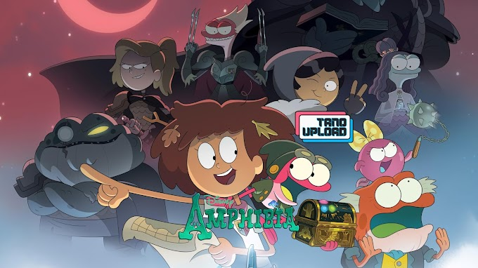 Amphibia [El nuevo Bosque Verruga | Mi amigo Ranabot]