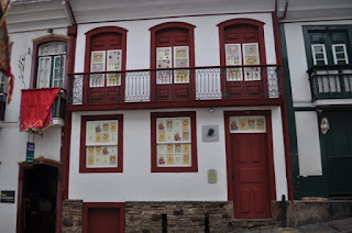 Museu Casa Guignard - Ouro Preto - MG