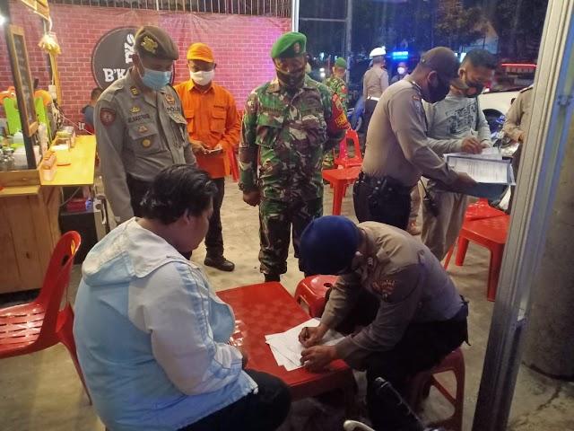 Patroli Gabungan Bersama TNI / Polri Dan Pemko Tanjungbalai