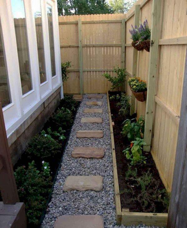 shade garden pictures