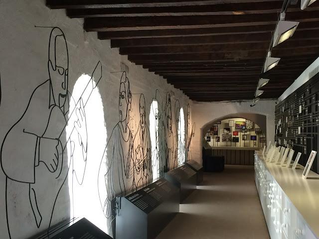 Museu do Flamenco, em Córdoba, na Andaluzia