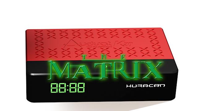 Audisat K20 Huracan Atualização V2.0.77 - 25/08/2021