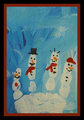 Art With Aubrey Preschool Christmas Workshop