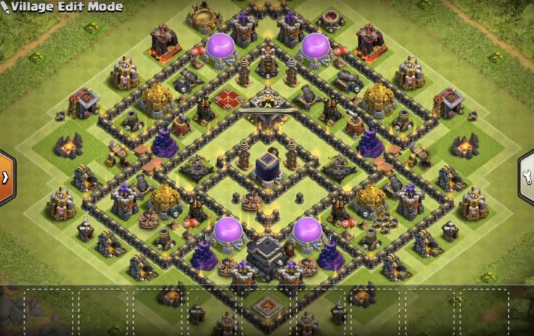 best clsah of clans war bases coc layouts clash of clans war