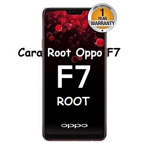 Cara Mudah Root Oppo F7 dengan Aplikasi iRoot