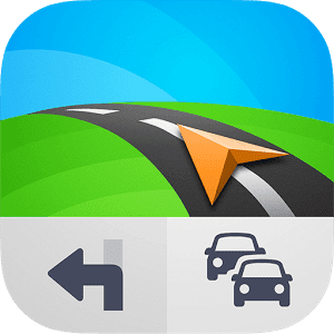 GPS Navigation & Maps Sygic 17.1.3.FULL APK