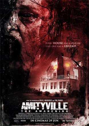 Amityville The Awakening 2017 BRRip 720p Dual Audio In Hindi English