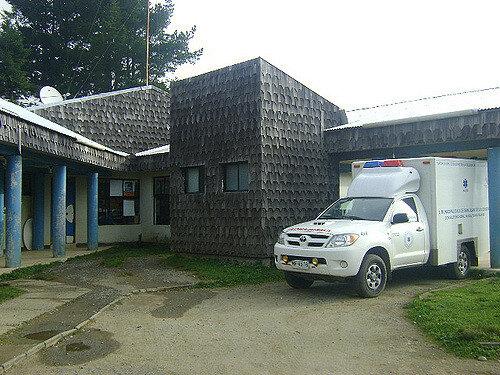 consultorio de Bahía Mansa