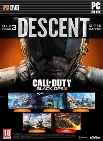 Download Call of Duty Black Ops III Descent DLC Game For PC Free
