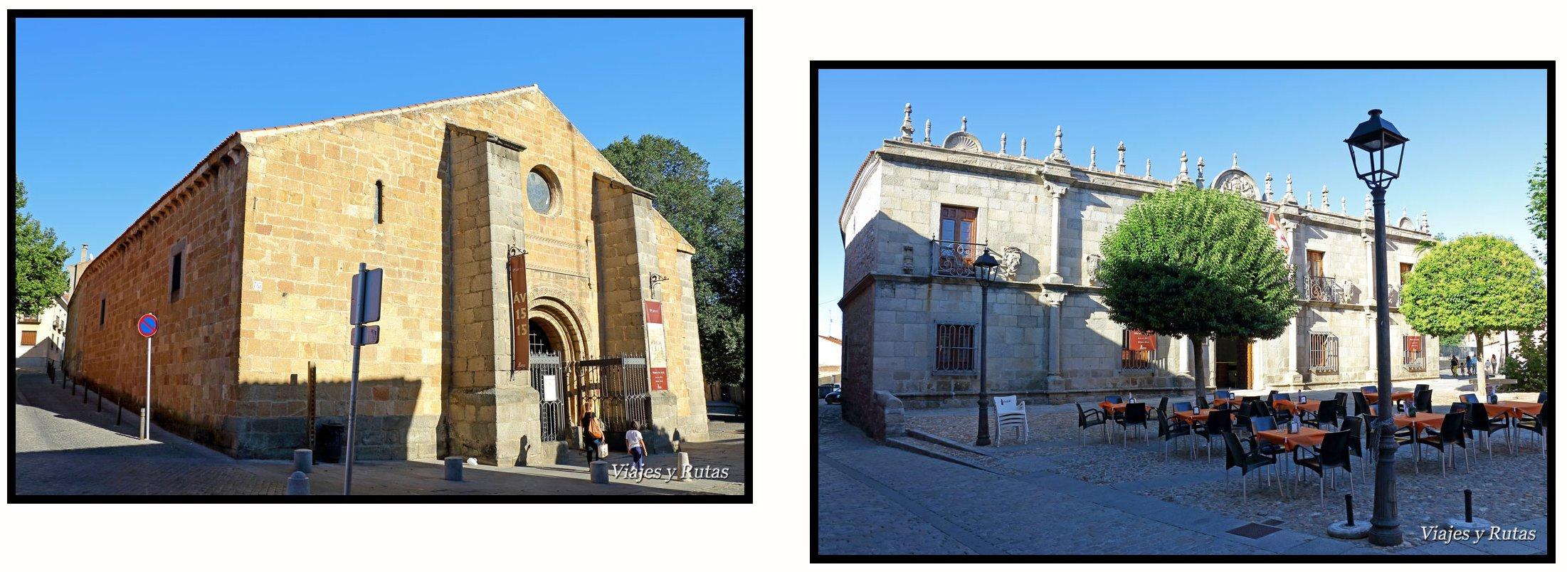 Santo Tomé y Museo de Ávila