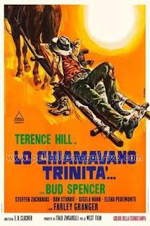 Le Llamaban Trinidad (1970) [Castellano-Ingles] [1080P] [Hazroah]