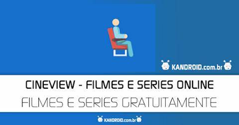 CineView APK - Assista Filmes e Series Gratuitamente