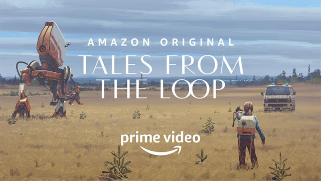 Poster Tales from the Loop Prime Video