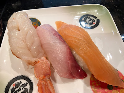 金沢まいもん寿司の人気3貫