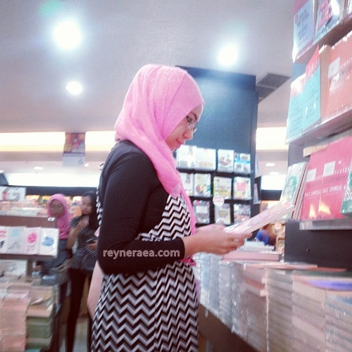 Gramedia royal plaza surabaya