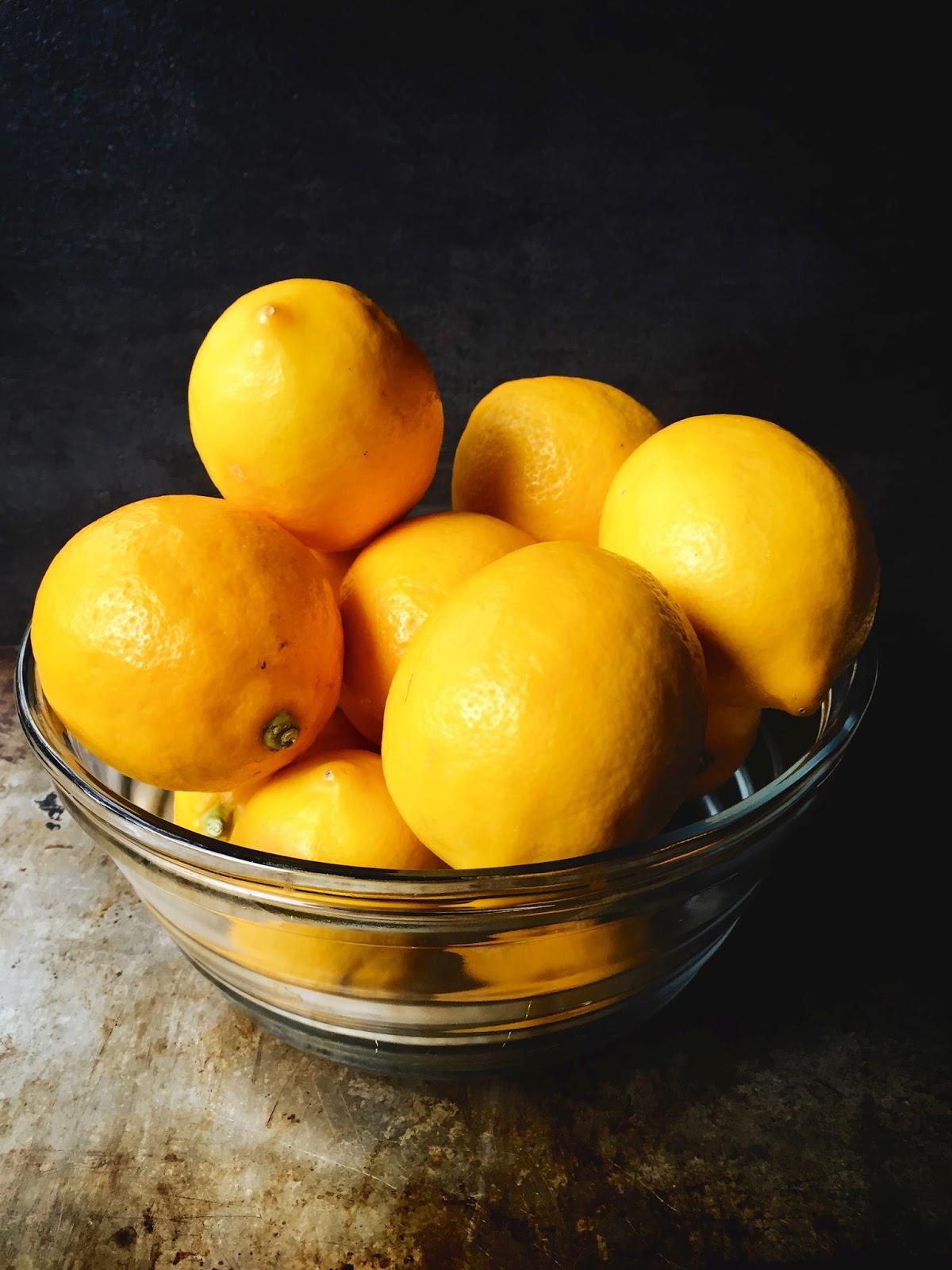 morsels & sauces: Salt-Preserved Meyer Lemons