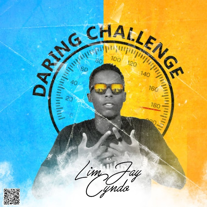 ALBUM || Lim Jay Cyndo - Daring Challenge (The Album)