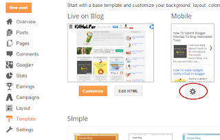 how-to-use-blogger-mobile-custom-template