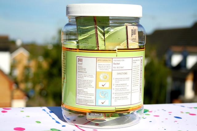 Pixi Skintreats Vitamin-C Collection