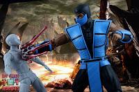 Storm Collectibles Mortal Kombat 3 Classic Sub-Zero 45