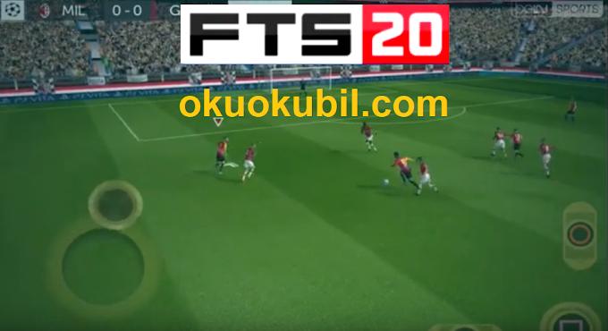 FTS 2020 Süper Lig Yaması İndir  Kur 4 Ekim