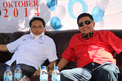 Irwan Basir Datuk Rajo Alam : Perhatian Pemerintah Pada Korban Penyalahgunaan Narkoba Masih Kurang