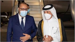 سمير الوافي يكشف معلومات خطيرة .... لا صحة لما يروج من حول حجم القرض الذي ستقدمه قطر لتونس. ...!!!