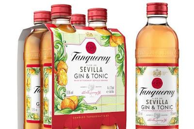 Tanqueray Premixed Gin & Tonic