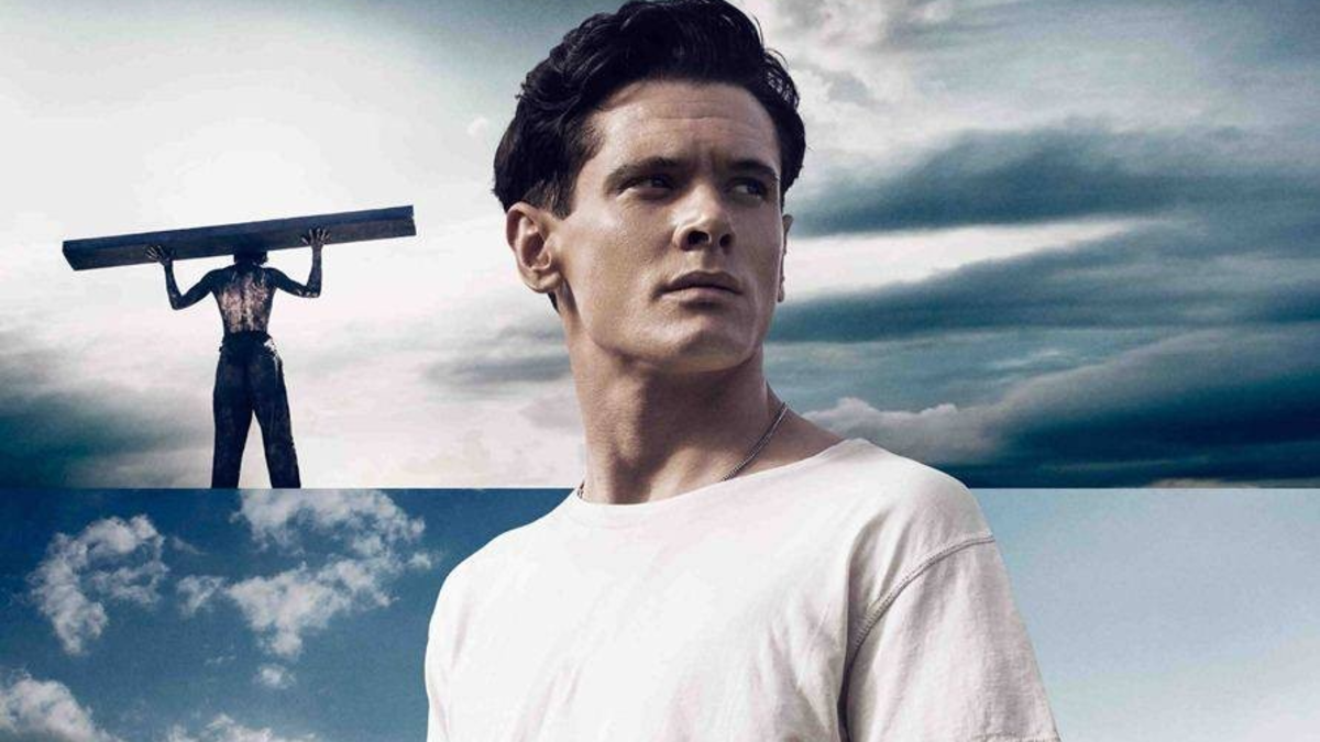 Unbroken Jack O'Connell Louis Louie Zamperini Universal Pictures