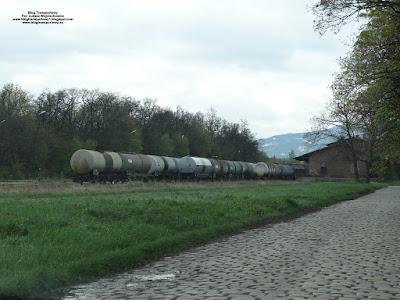 Stacja Głuchołazy, wagony Millet