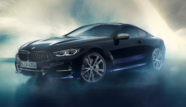 BMW M850I ​​NIGHT SKY