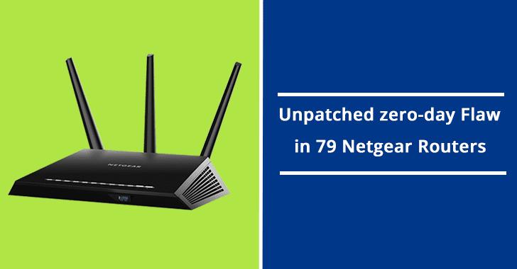 79 Netgear Routers