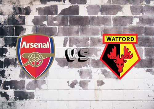 Arsenal vs Watford  Resumen y Partido Completo