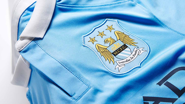 Logo Manchester City 1997-2016