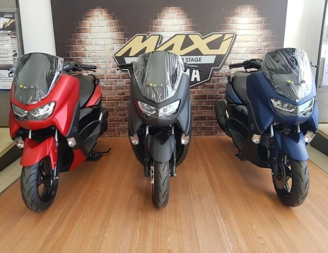 Harga All New NMax 155 Connected/ABS Hanya 33,75 Juta, Merek Sebelah Jadi Kemahalan?