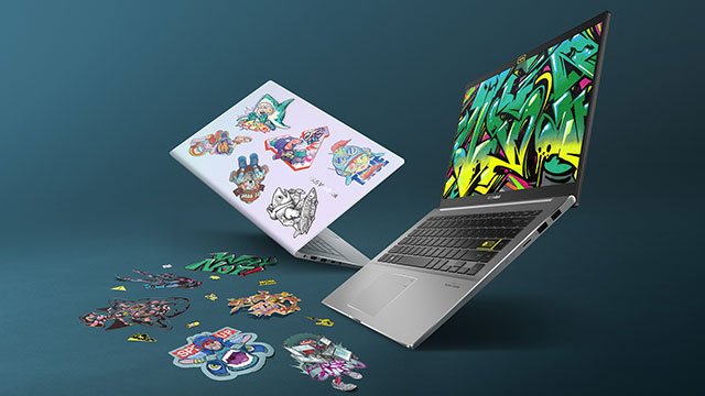Sticker VivoBook S14 S433
