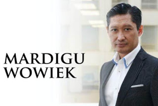 Profil Mardigu Wowiek Bossman Sontoloyo Triliuner