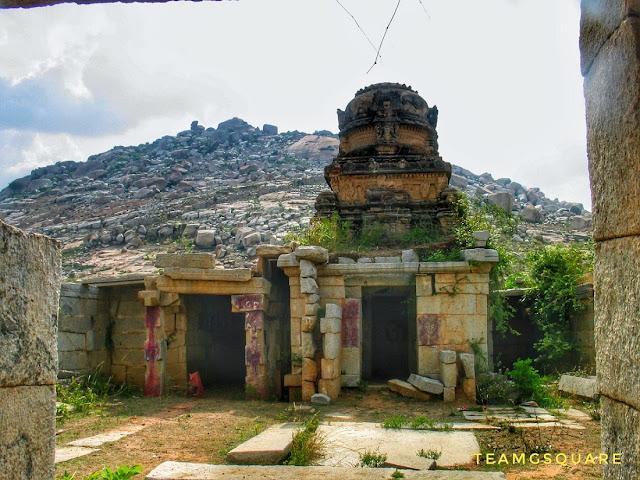 Sri Venugopala Swamy Temple, Mulbagilu/Mulbagal