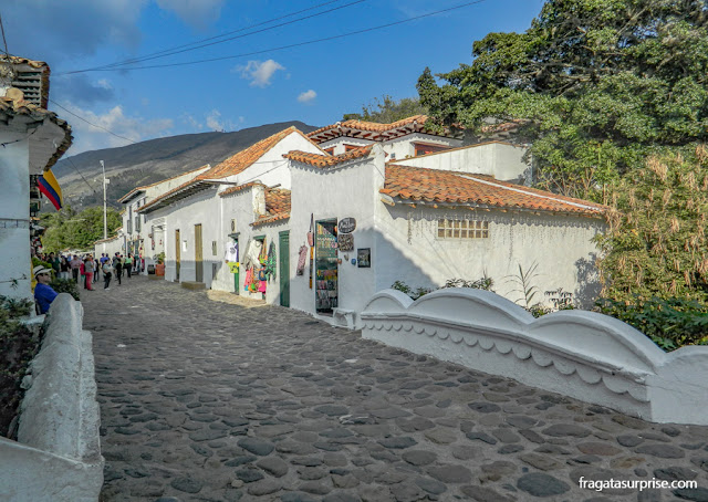 Centro Histórico de Villa de Leyva, Colômbia