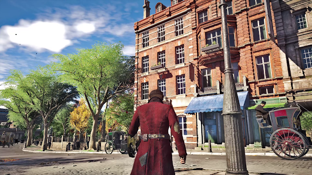 Assassin's Creed Syndicate Ray Tracing RTGI Graphics Mod Download 2021