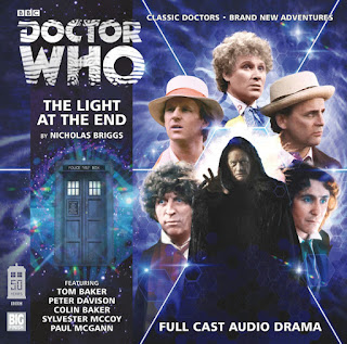 Big Finish Doctor Who The Light at the End