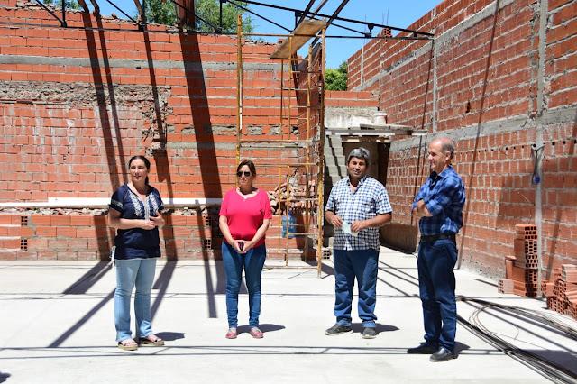 Visita al nuevo Templo del Centro Nacional de Adoración