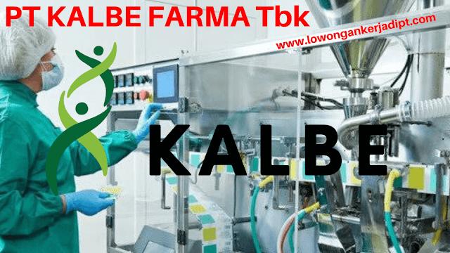 Lowongan Kerja PT Kalbe Farma Tbk Cikarang