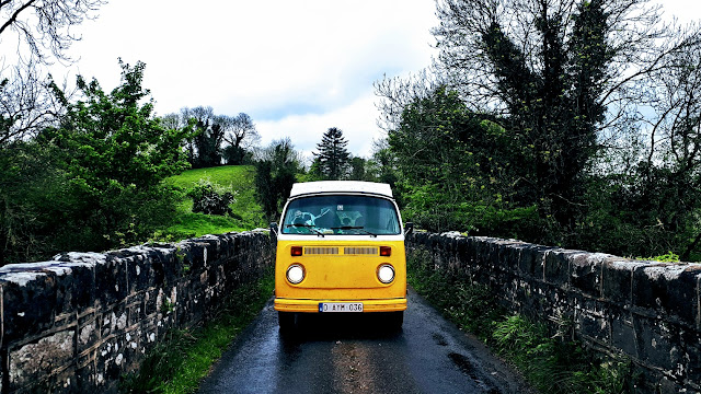Road trip in Ireland